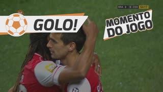 GOLO! SC Braga, Rui Fonte aos 55', SC Braga 2-0 SC Covilhã