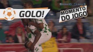 GOLO! Moreirense FC, E. Boateng aos 71', Moreirense FC 3-1 SL Benfica