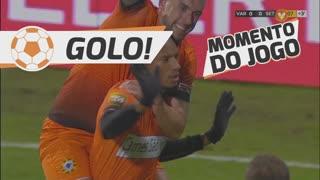 GOLO! Varzim SC, Jeferson Santos aos 90'+4', Varzim SC 1-0 Vitória FC