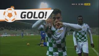 GOLO! Moreirense FC, Roberto aos 38', Moreirense FC 1-0 Os Belenenses