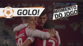 GOLO! SC Braga, N. Stojiljkovi? aos 66', Vitória FC 0-2 SC Braga