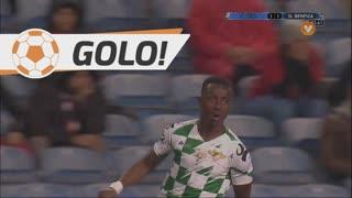 GOLO! Moreirense FC, E. Boateng aos 54', Moreirense FC 2-1 SL Benfica