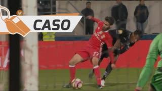 SL Benfica, Caso, Rafa aos 9'