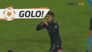 GOLO! Vitória SC, D. Texeira aos 59', Vitória SC 1-2 FC P.Ferreira