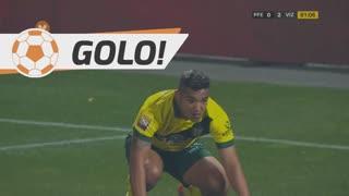 GOLO! FC P.Ferreira, Welthon aos 82', FC P.Ferreira 1-2 Vizela