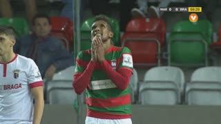 Marítimo M., Jogada, Dyego Sousa aos 57'