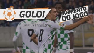GOLO! Moreirense FC, Chico Geraldes aos 50', Moreirense FC 1-0 FC Porto