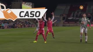 SC Braga, Caso, Pedro Santos aos 11'