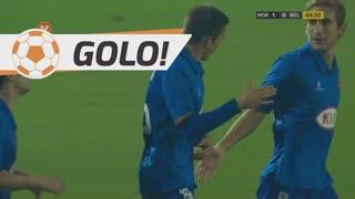 GOLO! Belenenses SAD, Roberto (p.b.) aos 65', Moreirense FC 1-1 Belenenses SAD