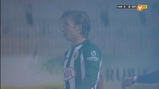 Vitória FC, Jogada, R. Gauld aos 8'