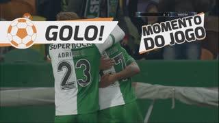 GOLO! Sporting CP, Gelson Martins aos 19', Sporting CP 1-0 Varzim SC