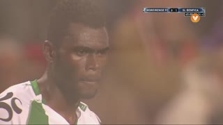 Moreirense FC, Jogada, Jander aos 45'+2'