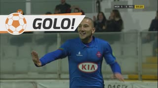 GOLO! Os Belenenses, André Sousa aos 72', Moreirense FC 1-2 Os Belenenses