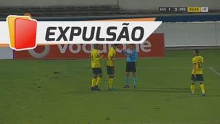 FC P.Ferreira, Expulsão, Bruno Araújo aos 90'+1'