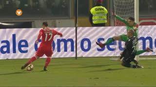 SL Benfica, Jogada, A. Zivkovic aos 43'