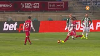 SC Braga, Jogada, Pedro Santos aos 75'