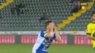 Vizela, Jogada, Tiago Ronaldo aos 3'