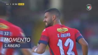 UD Oliveirense, Jogada, Sérgio Ribeiro aos 32'