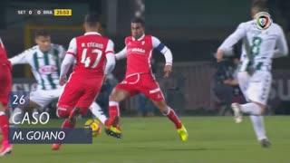 SC Braga, Caso, Marcelo Goiano aos 26'