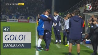 GOLO! FC Porto, Aboubakar aos 49', FC P.Ferreira 2-3 FC Porto