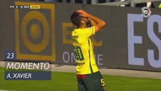 FC P.Ferreira, Jogada, António Xavier aos 23'