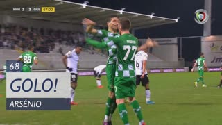 GOLO! Moreirense FC, Arsénio aos 68', Moreirense FC 3-3 Vitória SC