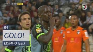 GOLO! Vitória FC, Edinho aos 84', Portimonense 1-1 Vitória FC