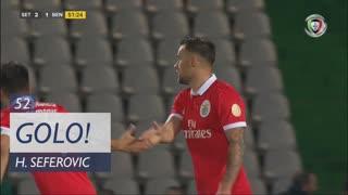 GOLO! SL Benfica, H. Seferovic aos 52', Vitória FC 2-1 SL Benfica
