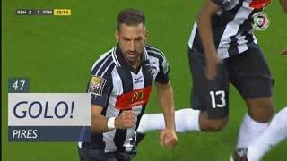 GOLO! Portimonense, Pires aos 47', SL Benfica 2-1 Portimonense