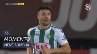 Vitória FC, Jogada, Nenê Bonilha aos 16'