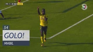 GOLO! FC P.Ferreira, A. Mabil aos 54', FC P.Ferreira 1-0 Rio Ave FC