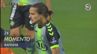 Vitória FC, Jogada, Rafinha aos 24'