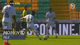 Rio Ave FC, Jogada, Pelé aos 30'