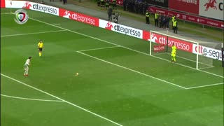 Vitória FC - Sporting CP, Penáltis, 102m