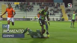 Vitória FC, Jogada, Edinho aos 14'