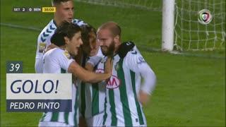 GOLO! Vitória FC, Pedro Pinto aos 39', Vitória FC 2-0 SL Benfica