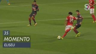SL Benfica, Jogada, Eliseu aos 35'
