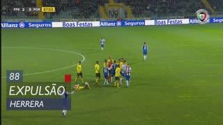 FC Porto, Expulsão, Herrera aos 88'
