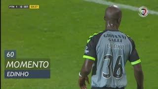Vitória FC, Jogada, Edinho aos 60'