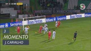 SL Benfica, Jogada, João Carvalho aos 3'