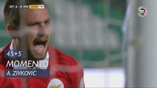 SL Benfica, Jogada, A. Zivkovic aos 45'+5'