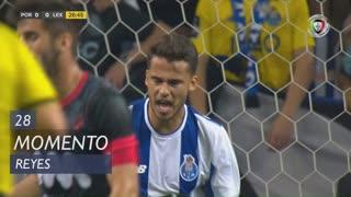 FC Porto, Jogada, Diego Reyes aos 27'