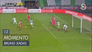 SC Braga, Jogada, Bruno Xadas aos 12'