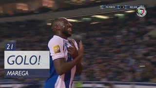 GOLO! FC Porto, Marega aos 21', FC Porto 2-0 Rio Ave FC