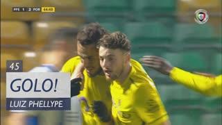 GOLO! FC P.Ferreira, Luiz Phellype aos 45', FC P.Ferreira 2-2 FC Porto