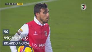 SC Braga, Caso, Ricardo Horta aos 80'