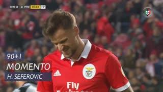 SL Benfica, Jogada, H. Seferovic aos 90'+1'