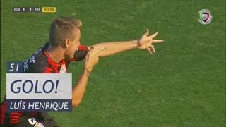 GOLO! CD Feirense, Luis Henrique aos 51', Vitória SC 1-1 CD Feirense
