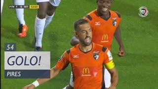 GOLO! Portimonense, Pires aos 54', Portimonense 1-0 Vitória FC