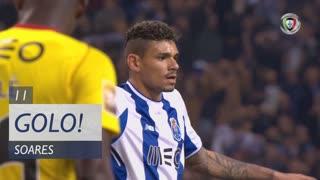 GOLO! FC Porto, Soares aos 11', FC Porto 1-0 Rio Ave FC